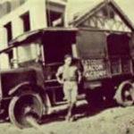 1953 first Leyland Diesel Transport